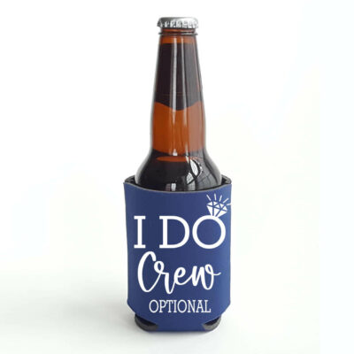 """I Do Crew"" Koozie"