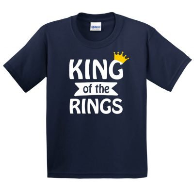 """King of the Rings"" T-Shirt"