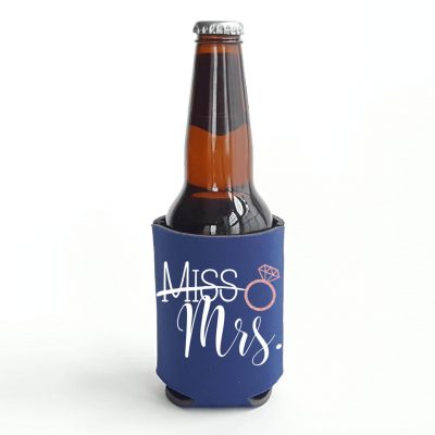 """Miss"" to ""Mrs."" Koozie"