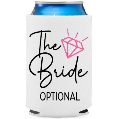 """""""The Bride"""" Koozie"""