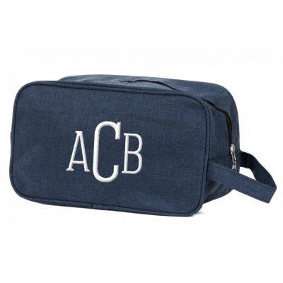 Monogrammed Toiletry Bag