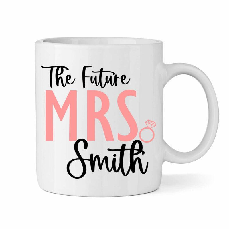 """Future Mrs."" Bride Mug"