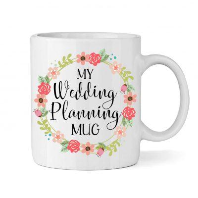 My Wedding Planning Mug