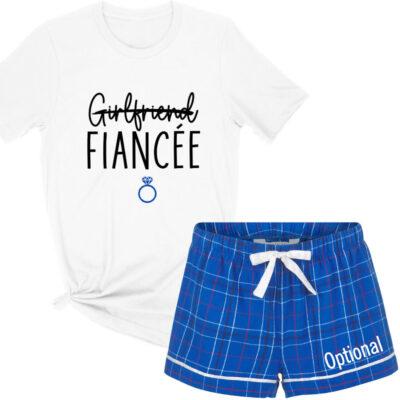 """Fiancé"" Pajama Set"