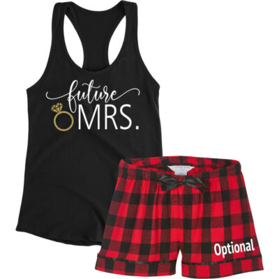 """Future Mrs."" Pajama Set"