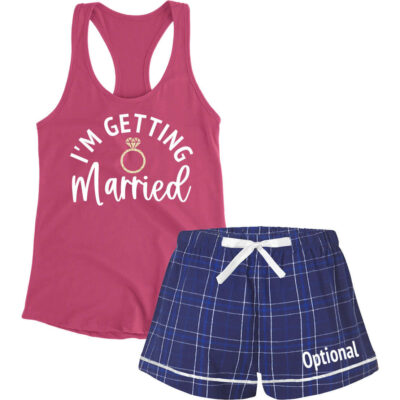 """I'm Getting Married!"" Pajama Set"