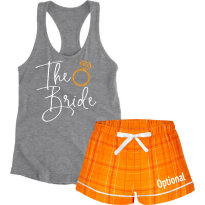 """The Bride"" Pajama Set"