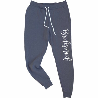 Personalized Bridesmaid Jogger Pants
