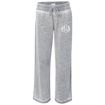 Personalized Pants with Monogram