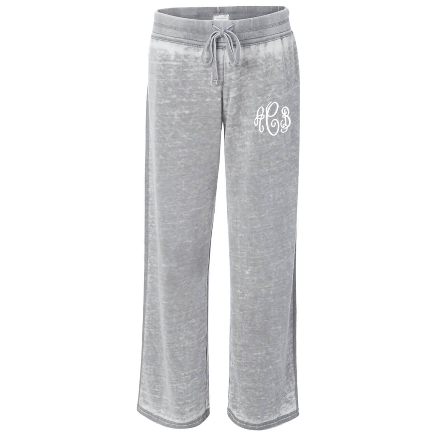 Personalized Pants With Monogram Personalized Brides