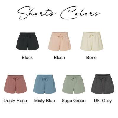 Shorts Colors