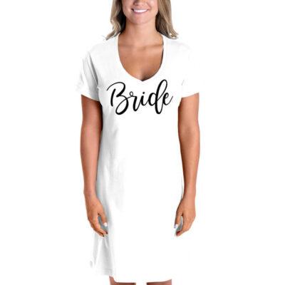 Bride Sleep Shirt
