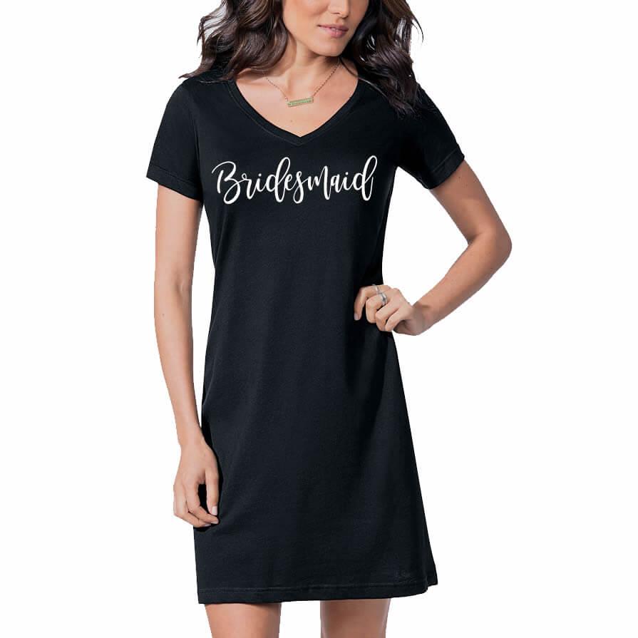 1fcc5fa8c8 Bridal Party Sleep Shirt