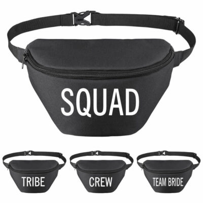 Squad Bridal Party Fanny Pack