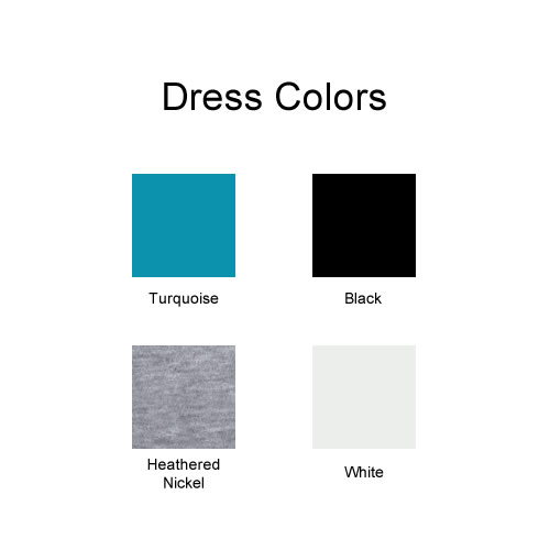 Strappy Dress Colors