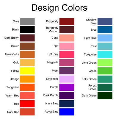 Design Colors