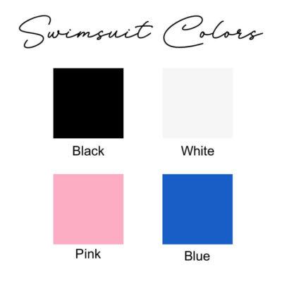 Swimsuit Colors