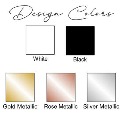 Swimsuit Design Colors