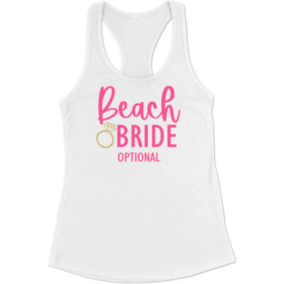 """Beach Bride"" Tank Top"