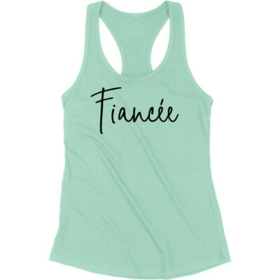 """Fiancée"" Tank Top"