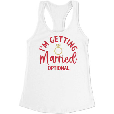 """I'm Getting Married"" Tank Top"