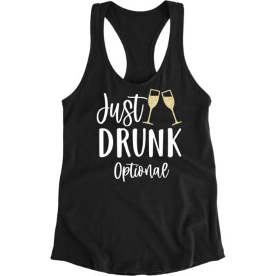 """Just Drunk"" Tank Top"