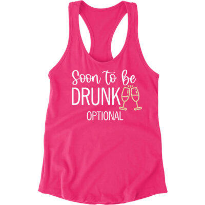 """Soon to be Drunk"" Tank Top"