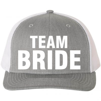 """Team Bride"" Hat"