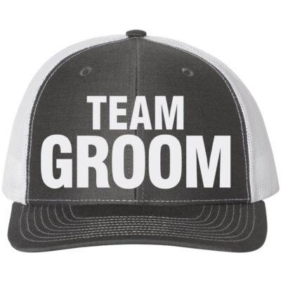 """Team Groom"" Hat"