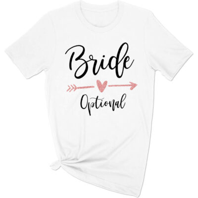 Bride T-Shirt with Arrow