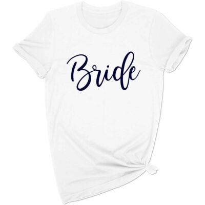 Design Your Own Bride T-Shirt