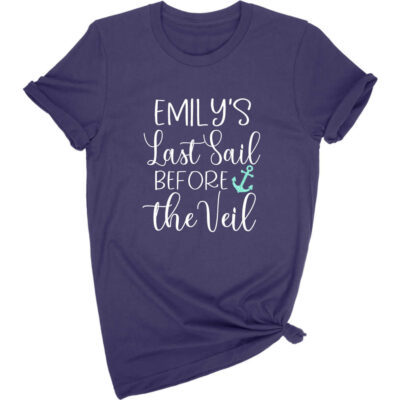 """Last Sail before the Veil"" T-Shirt"