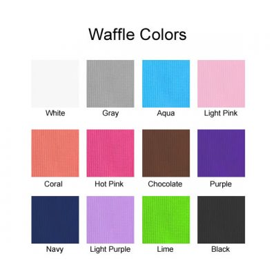 Waffle Colors