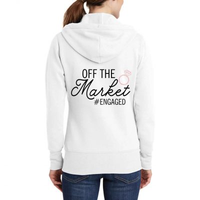 """Off the Market"" Full-Zip Hoodie"